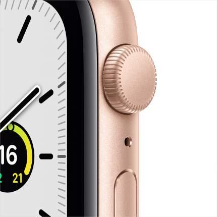 Смарт-часы Apple Watch SE 44mm Gold with Pink Sand Sport Band (MYDR2RU/A)