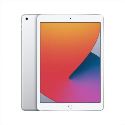 Планшет Apple iPad (2020) 128GB Wi-Fi Silver (MYLE2RU/A)
