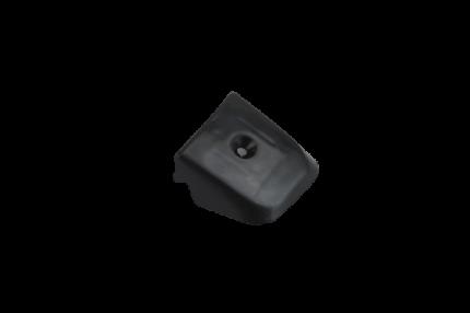Накладка на панель для нижней петли передней двери УАЗ 374100821420900