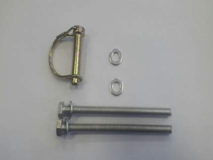 Комплект крепежа для установки груза 8 кг для мотоблоков Нева, Ока, Каскад