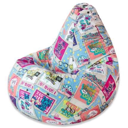 Кресло-мешок Dreambag XXL, разноцветный