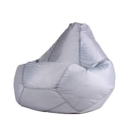 Кресло Мешок DreamBag Серое Оксфорд 2XL