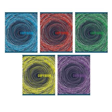 Тетрадь Unnika Land Scribble set  (А5, 48л, скрепка, клетка) ТК486978
