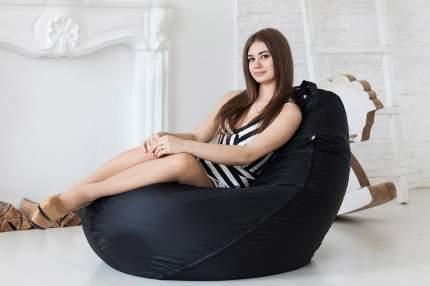 Кресло Мешок DreamBag Черное Оксфорд 2XL
