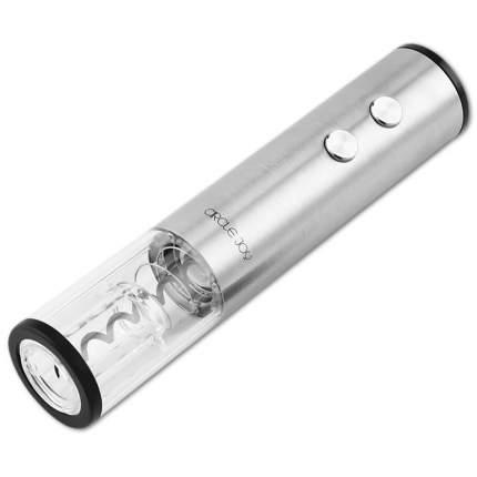 Электрический штопор Xiaomi Circle Joy Round Stainless Steel Electric Wine Opener Silver