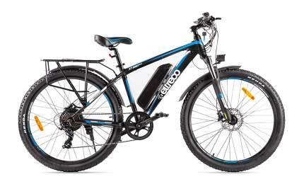 """Электровелосипед Eltreco XT 850 New 2020 19"""" black/blue"""