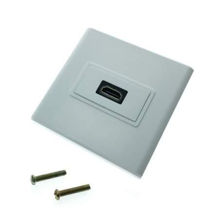 Настенная панель-переходник (встраиваемая розетка) Espada EWPHdmi19F