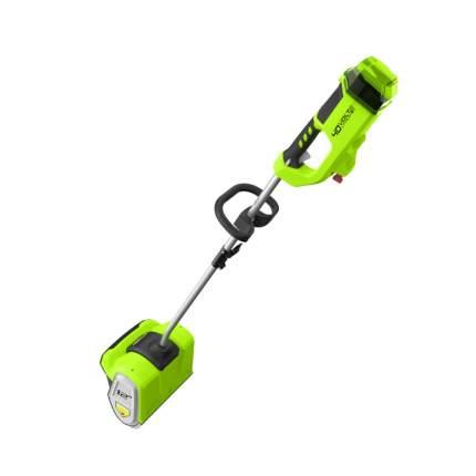 Снегоуборщик аккумуляторный Greenworks GD40SSK6