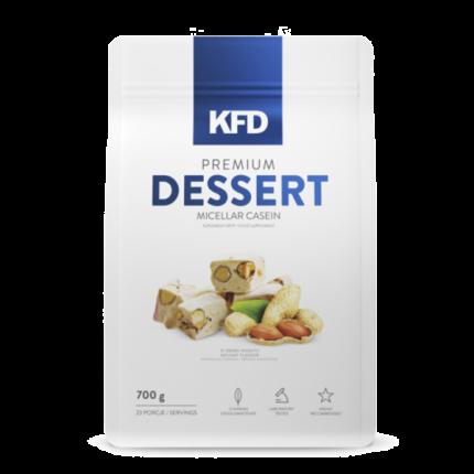 "Протеин казеиновый KFD Dessert ""Арахисовое масло"" (700 гр)"