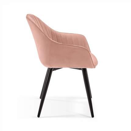 Стул La Forma Herbert 68799, black/pink