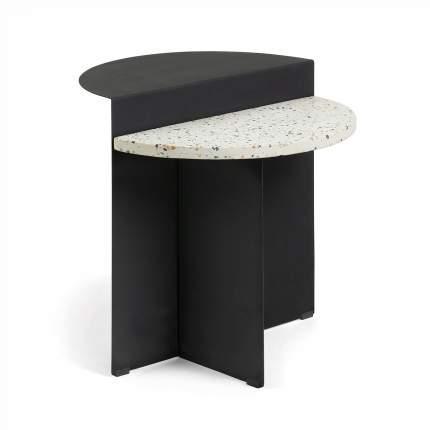 Приставной столик Cleary терраццо