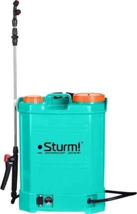 Аккумуляторный опрыскиватель Sturm! GS8216B АКБ и ЗУ в комплекте