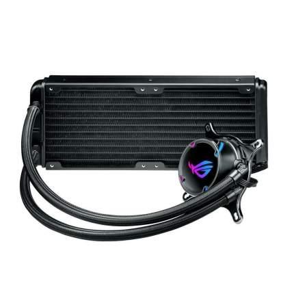 Жидкостная система охлаждения ASUS ROG STRIX LC 240 (90RC0060-M0UAY0)
