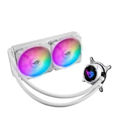 Жидкостная система охлаждения ASUS ROG STRIX LC 240 RGB White Edition (90RC0062-M0UAY0)