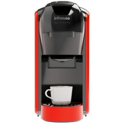 Кофемашина капсульного типа Inhouse ICM1903BR