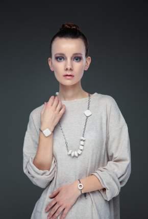 Браслет женский L'attrice 53666051 серый