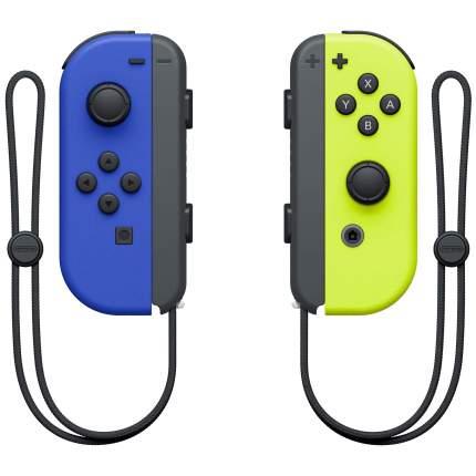 Геймпад Nintendo Switch Joy-ConHAC-A-JAQAA 2шт Blue/Yellow