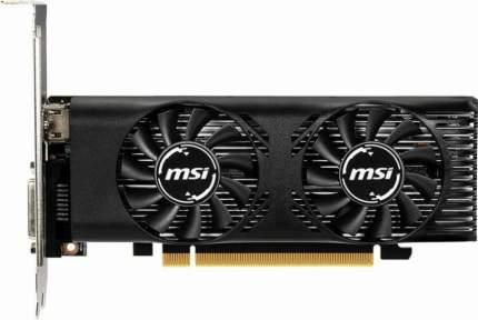 Видеокарта MSI nVidia GeForce GTX 1650 (GTX 1650 4GT LP OC)