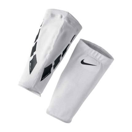 Щитки футбольные Nike Guard Lock Elite мужские/женские, черный, M