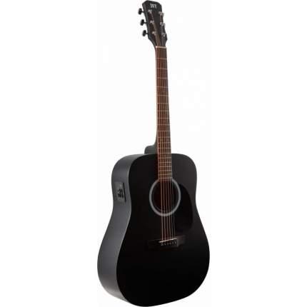 JET JDE-255 BKS Электроакустическая гитара