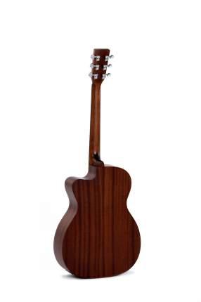 Электроакустическая гитара Sigma 000MC-15E+