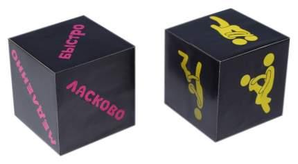 Кубики для эротических игр Sima-land 2 шт.