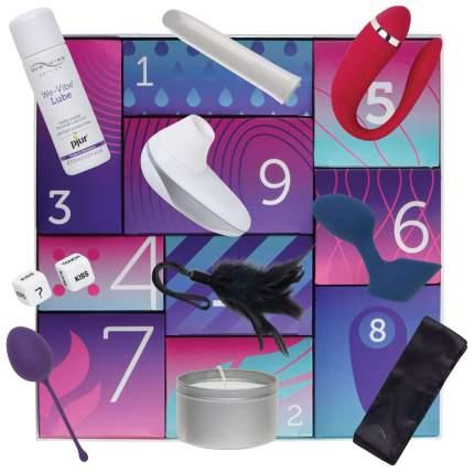 Набор We-Vibe Discover Gift Box 10 предметов