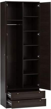 Распашной шкаф Майер-2-80-240 Плюс Венге
