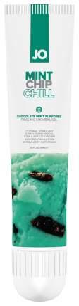 Гель для клитора System Jo Flavored arousal Gel стимулирующий мята и шоколад 10 мл