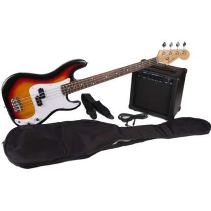 Бас-гитарный комплект VGS RCВ-100 SB