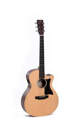 Электроакустическая гитара Sigma GMC-STE+