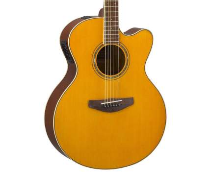 Yamaha CPX600VT Электроакустическая гитара