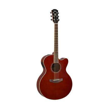 Электроакустическая гитара Yamaha CPX600RB