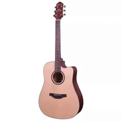 Электроакустическая гитара Crafter HD-100 CE/OP.N