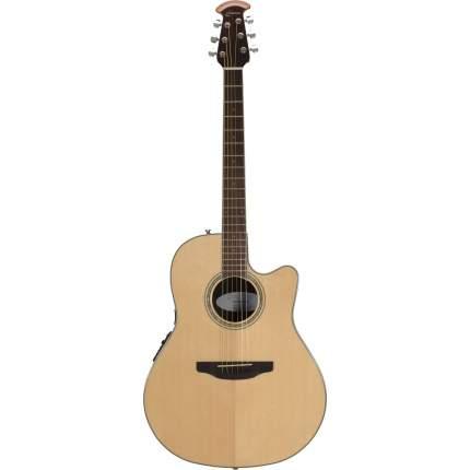 Электроакустическая гитара Ovation CS24-4 Celebrity Standard Mid Cutaway Natural