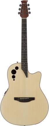 Электроакустическая гитара Applause AE44II-4 Elite Mid Cutaway Natural