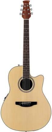 Электроакустическая гитара Applause AB24II-4 Balladeer Mid Cutaway Natural