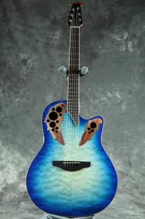Электроакустическая гитара Ovation CE48P-RG Celebrity Elite Super Shallow Regal to Natural