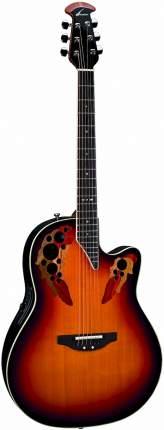 Электроакустическая гитара Ovation 2778AX-NEB Deep Contour Cutaway New England Burst