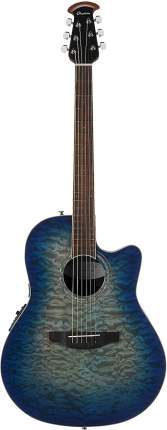Электроакустическая гитара Ovation CS28P-RG Celebrity Super Shallow Regal to Natural