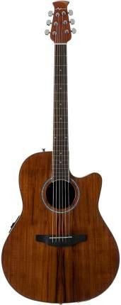 Электроакустическая гитара Applause AB24IIP-KOA Mid Cutaway