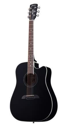 Электроакустическая гитара Framus FD 14 S BK CE