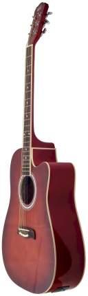 Электроакустическая гитара Oscar Schmidt OD50CERDB