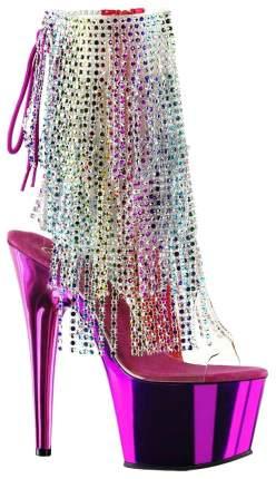 Стрипы Pleaser Adore-1017RSF 7 inch Heel розовые р.37