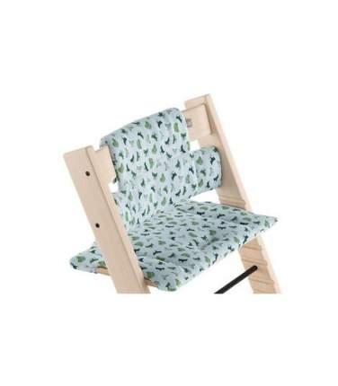 Подушка Stokke для стульчика Tripp Trapp Blue Fox