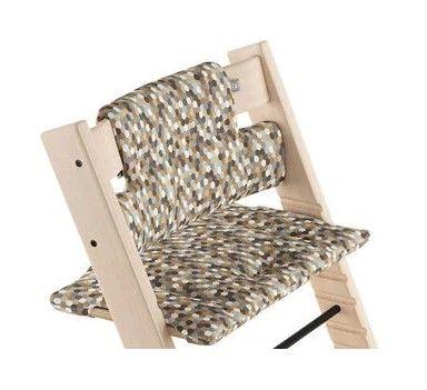 Подушка Stokke для стульчика Tripp Trapp Honeycomb Calm