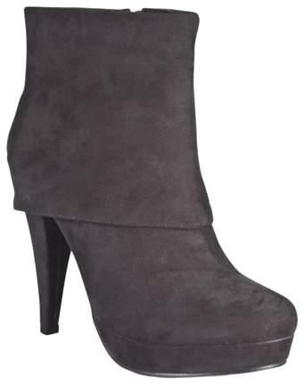 Ботильоны Hustler Shoes BLK-10 черные р.40