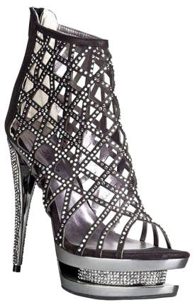 Туфли Hustler Shoes Glare с кристаллами р.40