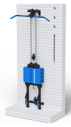 Блоковый тренажер реабилитационный пристенный Leco-IT Pro,KisPis КисПис