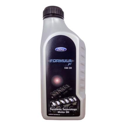 Моторное масло Ford Formula F/Fuel Economy 5W-30 1л